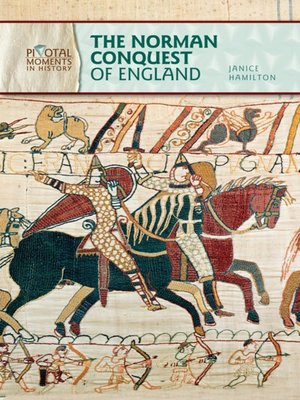 cover image of The Norman Conquest of England