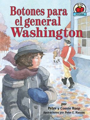cover image of Botones para el general Washington (Buttons for General Washington)