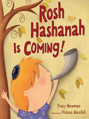 cover image of Rosh Hashanah Is Coming!