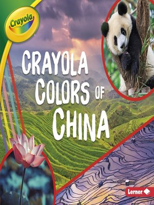 cover image of Crayola ® Colors of China
