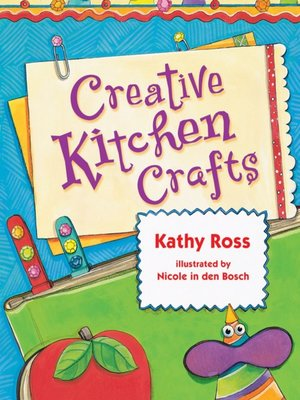 cover image of Creative Kitchen Crafts