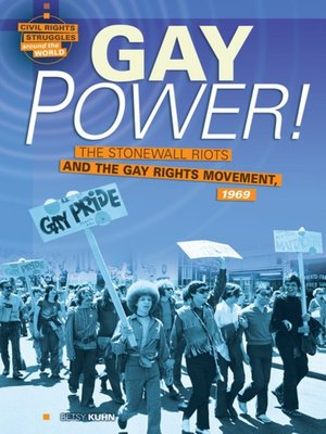 cover image of Gay Power!
