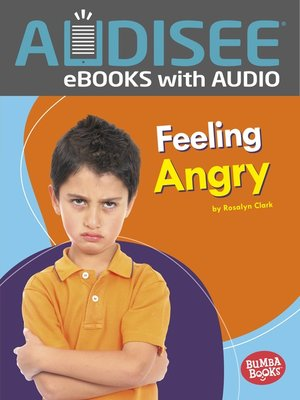 cover image of Feeling Angry