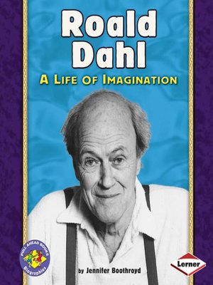 cover image of Roald Dahl