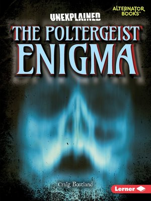 cover image of The Poltergeist Enigma