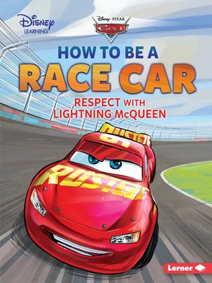 cover image of How to Be a Race Car