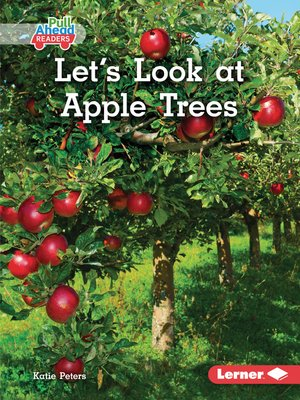 cover image of Let's Look at Apple Trees