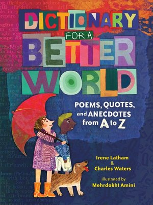 cover image of Dictionary for a Better World