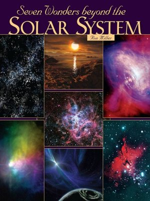 cover image of Seven Wonders beyond the Solar System