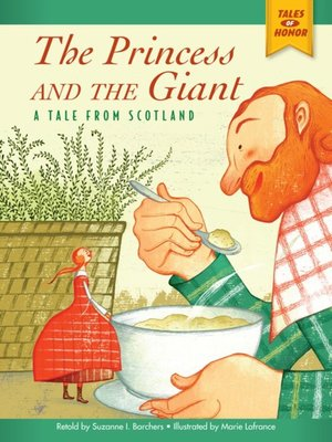 cover image of The Princess and the Giant