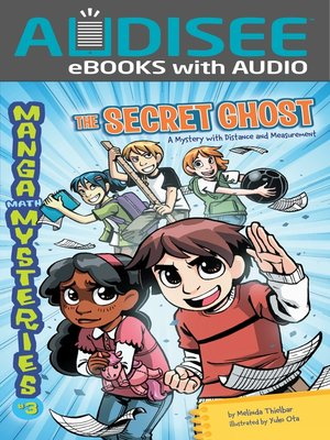 cover image of The Secret Ghost
