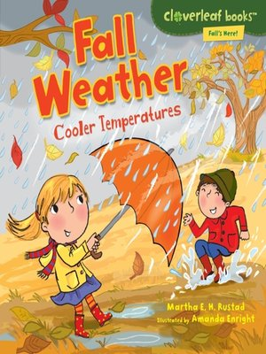 cover image of Fall Weather