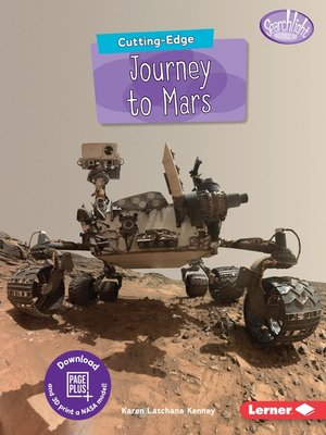 cover image of Cutting-Edge Journey to Mars