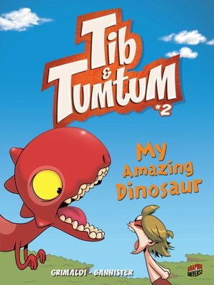 cover image of #2 My Amazing Dinosaur