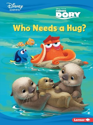 cover image of Who Needs a Hug?