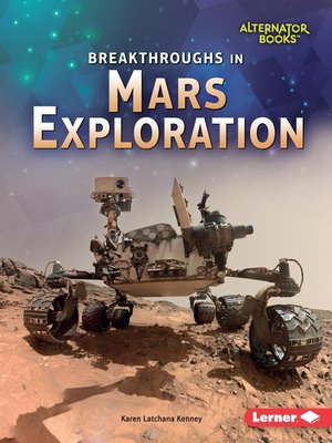 cover image of Breakthroughs in Mars Exploration