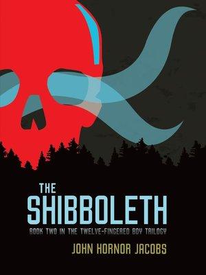 cover image of The Shibboleth