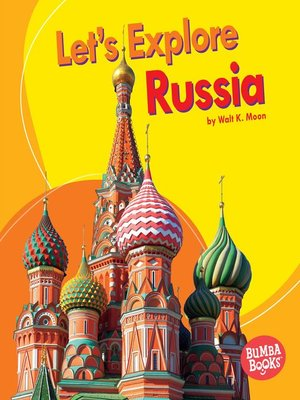 cover image of Let's Explore Russia