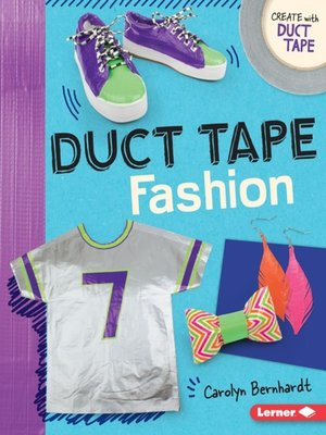 cover image of Duct Tape Fashion