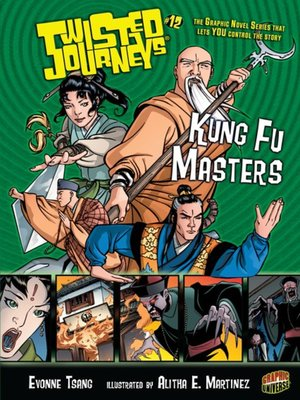cover image of #12 Kung Fu Masters