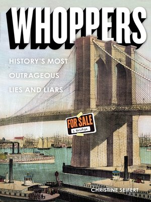 cover image of Whoppers