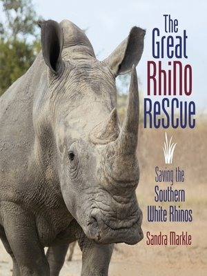 cover image of The Great Rhino Rescue