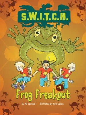 cover image of Frog Freakout