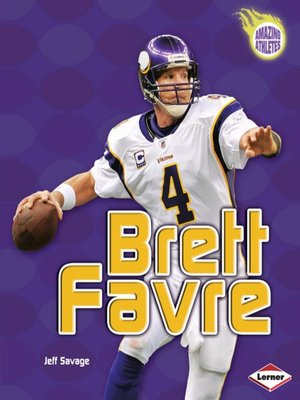 cover image of Brett Favre