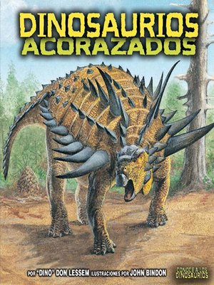 cover image of Dinosaurios acorazados (Armored Dinosaurs)
