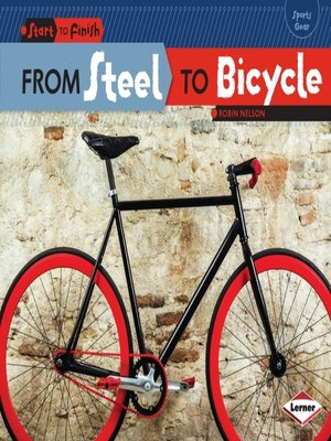 cover image of From Steel to Bicycle