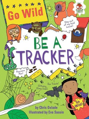 cover image of Be a Tracker