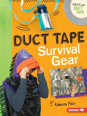 cover image of Duct Tape Survival Gear