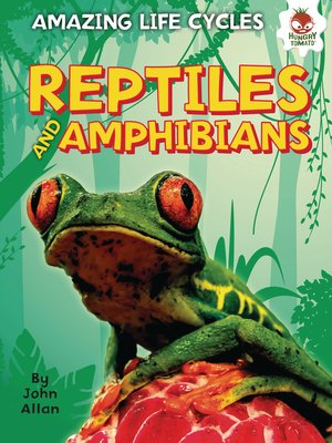 cover image of Reptiles and Amphibians