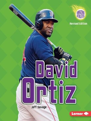 cover image of David Ortiz