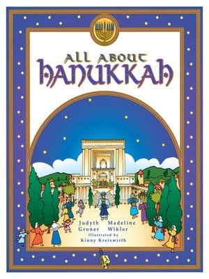 cover image of All About Hanukkah
