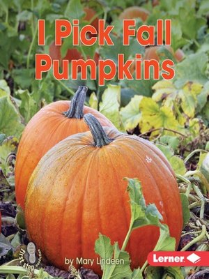 cover image of I Pick Fall Pumpkins