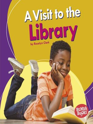 cover image of A Visit to the Library