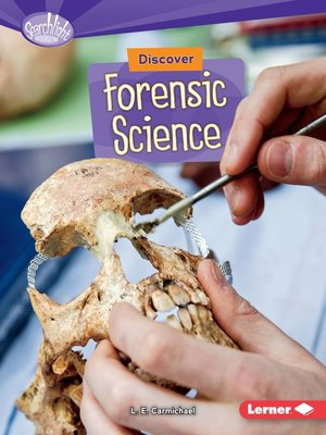 cover image of Discover Forensic Science