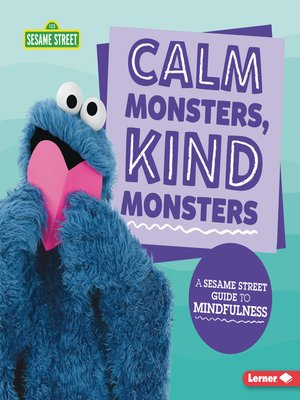 cover image of Calm Monsters, Kind Monsters