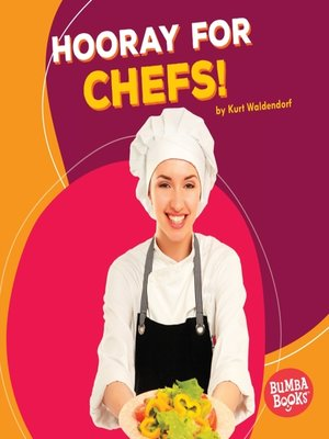 cover image of Hooray for Chefs!