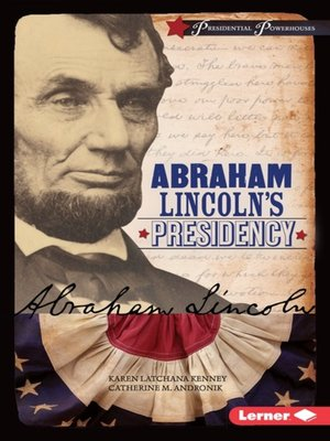 cover image of Abraham Lincoln's Presidency