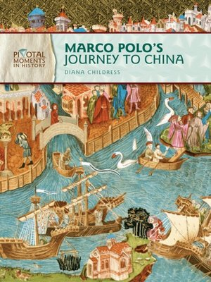 cover image of Marco Polo's Journey to China
