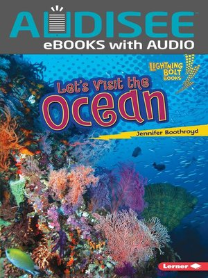 cover image of Let's Visit the Ocean