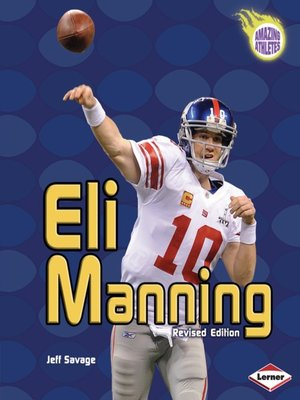 cover image of Eli Manning