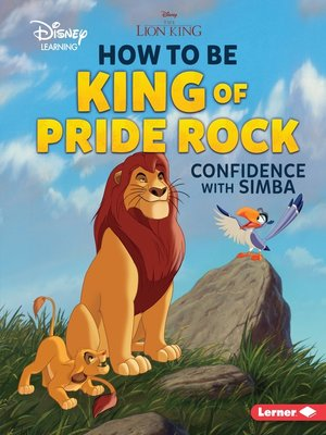 cover image of How to Be King of Pride Rock