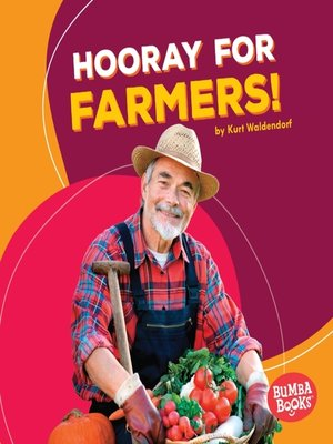 cover image of Hooray for Farmers!