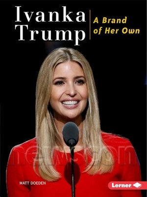 cover image of Ivanka Trump