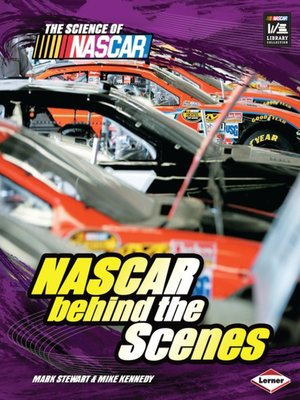 cover image of NASCAR behind the Scenes