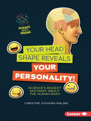 cover image of Your Head Shape Reveals Your Personality!