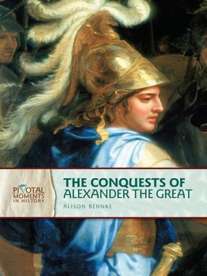 cover image of The Conquests of Alexander the Great
